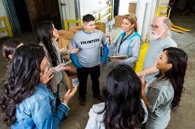 volunteer ca volunteer your time gain a better career