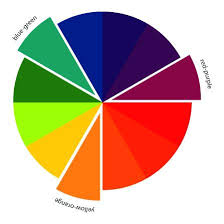triadic color scheme the art of choosing color schemes by triad color  scheme art