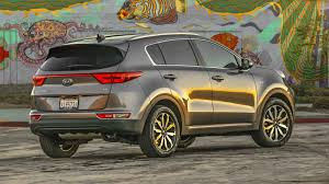 2018 Kia Sportage Review & Ratings   Edmunds