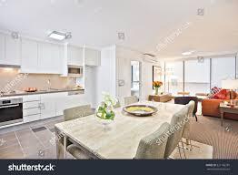 Luxury Kitchen Modern Table Sofa Wash Stock Photo Edit Now 521166781
