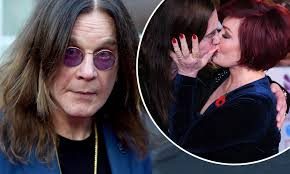Ozzy osbourne rose to worldwide prominence as the lead vocalist of the black sabbath. Ozzy Osbourne Praises Wife Sharon For Being A God And For Taking Him Back After His 2016 Affair Daily Mail Online