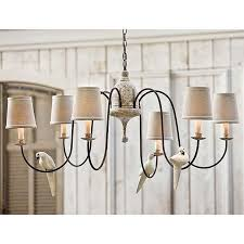 122 best lights images on chandeliers lamp light and intended for modern household chandelier with lamp shades remodel