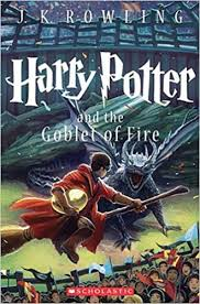 harry potter and the goblet of fire turtleback library binding edition j k rowling kazu kibuishi 9780606323482 amazon books