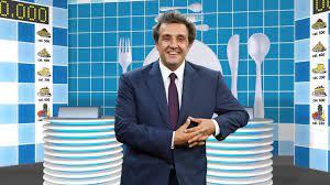Flavio Insinna riporta in TV Il Pranzo è servito