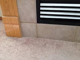 how to install laminate flooring around