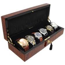 watch boxes wooden watch box for men yourwatchwinder com orbita zurigo w80011 six watch box in burl wood