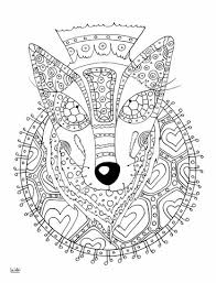 tribal coloring pages. Exellent Tribal Wolf With Tribal Pattern Coloring Page With Coloring Pages I