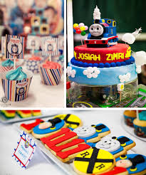 Karas Party Ideas Thomas The Train Birthday Party Planning Ideas