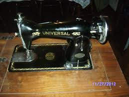 The Universal Sewing Machine