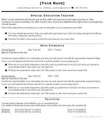 List Of Career Objectives Career Objective Examples For Teachers Job Objective Examples Good