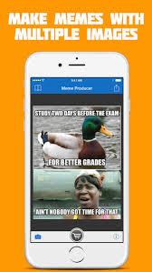 Meme Producer - FREE Meme Maker/Generator on the App Store via Relatably.com