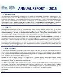 Sample School Report Fascinating Fiscal Report Template Lopar