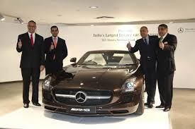 Buy used pre owned luxury cars in delhi india big boy toyz. Mercedes Benz Inaugurates India S Largest Luxury Car Showroom In South Delhi