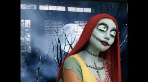 sally nightmare before make up tutorial