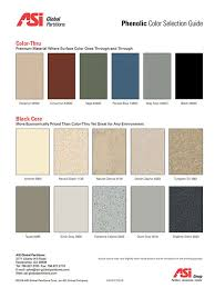 Color Cards Accessible Construction Supply