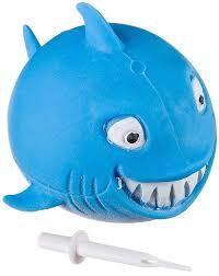 Купить <b>надувной шар Bondibon Чудики</b> Акула Летающие ...
