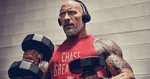 dwayne the rock johnson s weightlifting playlist