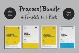Free Web Design Proposal Template One Piece