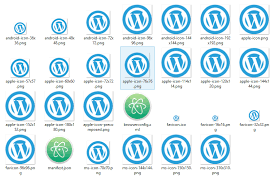 best app icons best way to add a favicon and app icons to wordpress wp tutor io