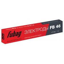 Купить <b>электрод</b> c <b>рутилово</b>-<b>целлюлозным покрытием</b> FUBAG FB ...