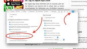 Screenshot von kompletter Webseite in Firefox am Mac machen