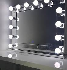 Belle Of the Ball Lighted Makeup Mirror Glamour Makeup Mirrors