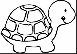 Cute Baby Sea Animal Coloring Pages