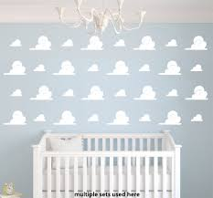 12pc andy s room toy story cloud