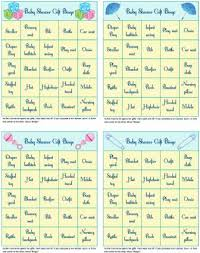 Elephant Baby Shower Game Download For Boy  Baby Bingo Baby Shower Bingo Cards Printable