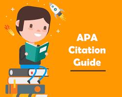 Apa Citation Clipart 2 Clipart Station