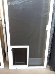 exterior dog door large dog door for sliding glass door exterior door with built in pet