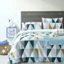 triangle pattern satin cotton duvet cover bedding navy blue duvet cover uk navy blue duvet cover twin navy blue duvet cover single