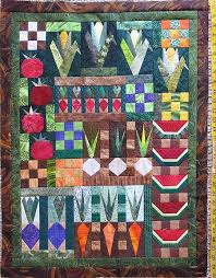 garden quilt. As Much I Dislike Paper Piecing (hate Removing The Pattern After I\u0027m Finished), This Was A Fun Quilt. Garden Quilt E