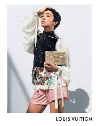 actresses lea seydoux ruth negga star in louis vuitton s spring 2018 campaign