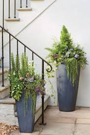 The Best Plants For Hanging Baskets On Front PorchesContainer Garden Ideas For Front Porch