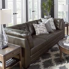 Amazing leather sofa ideas nailheads Leather Sectional Interior Slate Gray Leather Sofa Bassett Home Furnishings Inside Grey Leather Couches Renovation From Grey Nashfarmco Slate Gray Leather Sofa Bassett Home Furnishings Inside Grey Leather