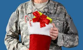 Image result for stockings for troops