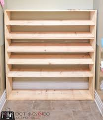 lofty diy shoe shelf how to make a super sized rack on budget large oversized d i y idea plan for closet bench storage box wall pallet