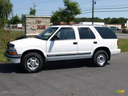Blazer chevy blazer 2001 : Blazer » 2001 Chevrolet Trailblazer - Old Chevy Photos Collection ...