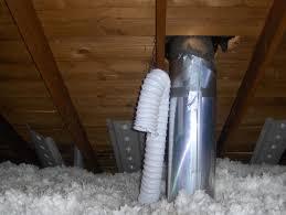 bathroom ventilation and attic issues