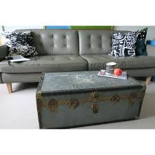 metal trunk coffee table metal aluminium vintage shabby chic trunk chest coffee table stand metal trunk coffee table uk