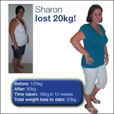 Results Weight Loss Challenge Australia And New Zealand