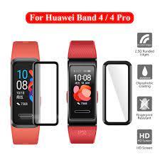 Miếng Dán Màn Hình Cong 3d Cho Huawei Band 4 4 Pro - Phụ kiện thiết bị đeo  thông minh