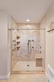 contemporary bathroom by freeport kitchen bath designers new york shower door