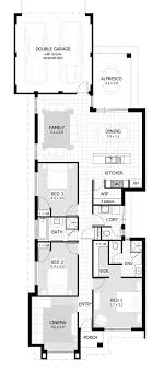 bedroom 3 house plans australia
