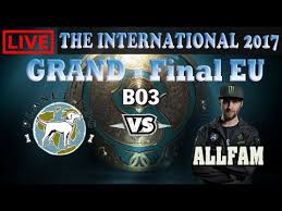 dota 2 live planet dog vs allfan a loda bo3 the
