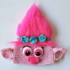 Trolls Crochet Hat Pattern Stunning Free Poppy Troll Hat Crochet Pattern Crochet Top It Off