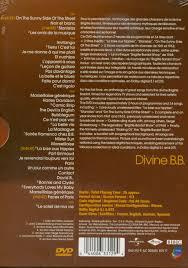 Brigitte Bardot DVD: Divine B.B. (DVD Deluxe Edition) - Bear Family Records