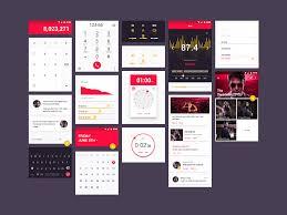 15 Free Android Ui Kits For Mobile App Designers Naldz Graphics