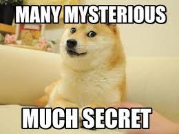 Many Mysterious - Doge meme on Memegen via Relatably.com
